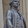 George Washington Gazes at NYSE