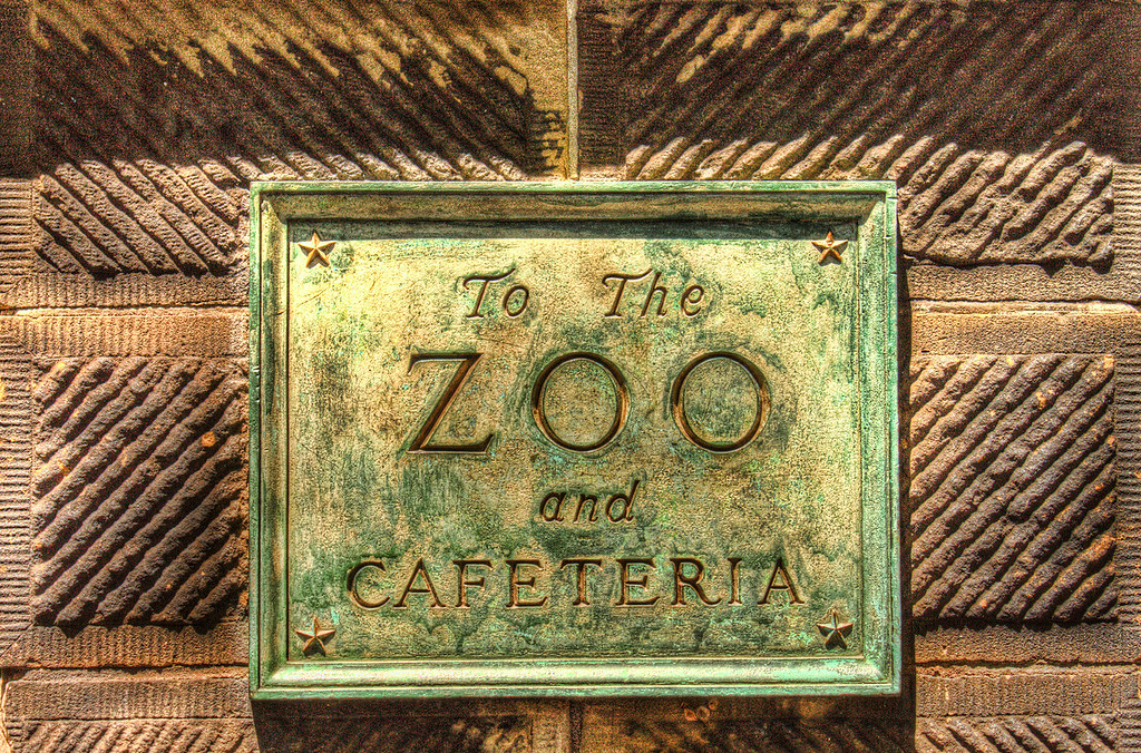 zoo cafeteria