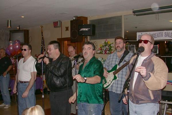 Manhatten Brothers: March 9, 2002: Passaic, NJ