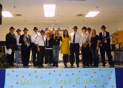 Manhatten Brothers at Boys & Girls Club Alumni Beefsteak, 11/13/09