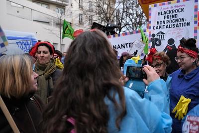 Manifestation du 11 janvier 2020