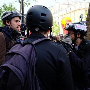 Manifestation du 1er mai 2019