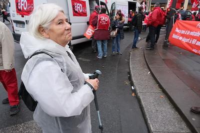 Manifestation du 9 janvier 2020
