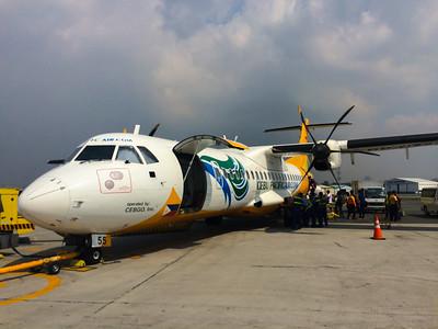 Manila to Borocay images