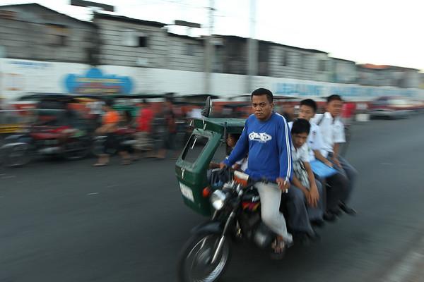 Manila - Baseco - Jan 2010