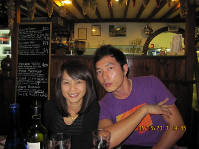 German & Korean's friends 2010
