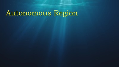 Autonomous Region
