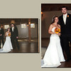 The original image on the left was taken by a hired photographer. The bride's parents brought it to me to see if I could do something better with it. I modified into a very nice 8x10 and they loved it!