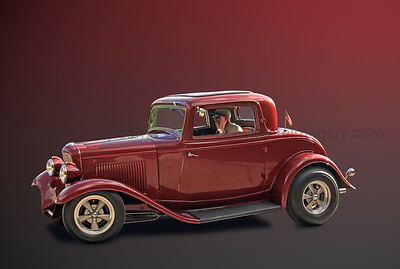 Ford Coupe Street Rod