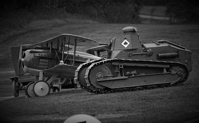 FT 17 Light Tank