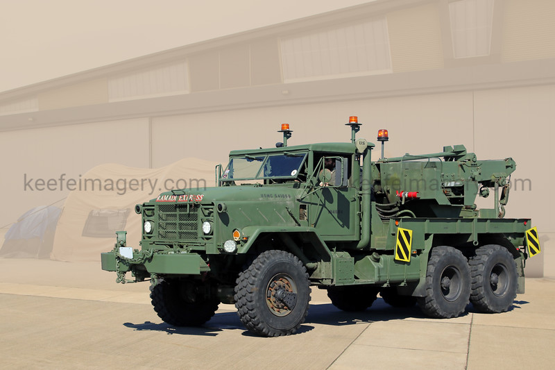 M939A2 5-TON Wrecker with Winch