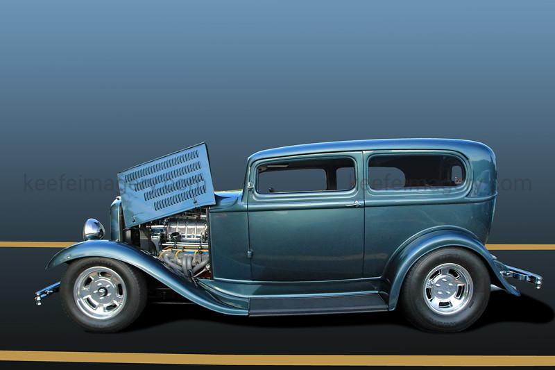 '32 Ford Sedan