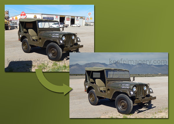 1954 M38A1 Jeep