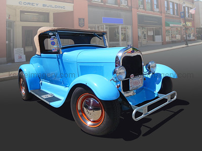 1928/29 Ford Roadster