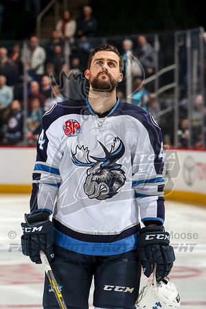 Milwaukee Admirals vs Manitoba Moose