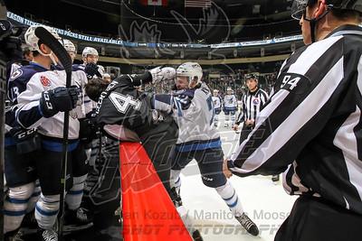 San Antonio Rampage vs Manitoba Moose