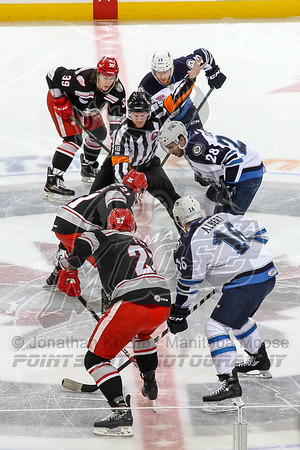 Grand Rapids Griffins vs Manitoba Moose