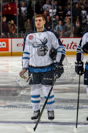 Lake Erie Monsters vs Manitoba Moose