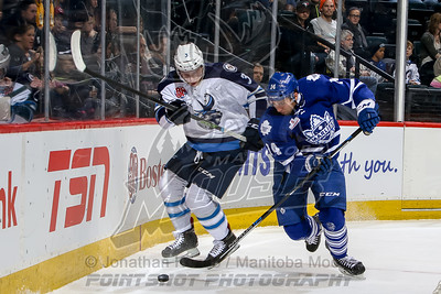 Toronto Marlies vs Manitoba Moose