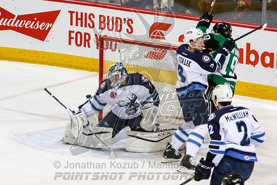 Texas Stars vs Manitoba Moose