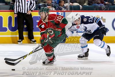 Iowa Wild vs Manitoba Moose