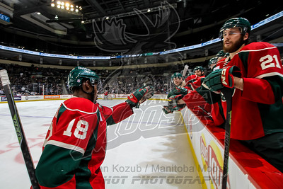 Iowa Wild vs Manitoba Moose