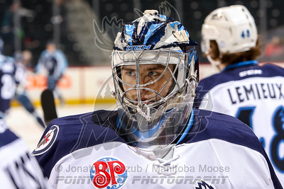 Milwaukee Admirals vs Manitoba Moose