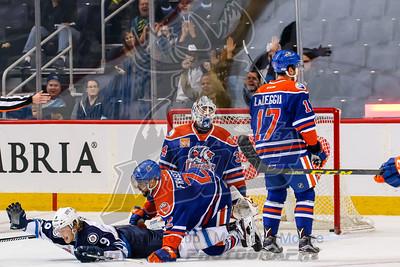 Bakersfield Condors vs Manitoba Moose