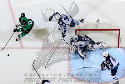 Texas Stars vs Manitoba Moose