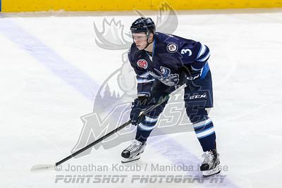 Charlotte Checkers vs Manitoba Moose
