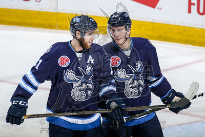 Rockford IceHogs vs Manitoba Moose