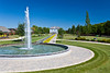 The Gallery in the Park in Altona, Manitoba, Canada.