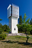The Carillon tower at the International Peace Garden on the North Dakota and Manitoba border.