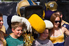 Buzz and friends at the TSN/Kraft Celebration tour in Manitou, Manitoba, Canada.