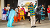 Ethnic dancing at Culture Fest 2016 held in the Bethel Heritage Park, Winkler, Manitoba, Canada.
