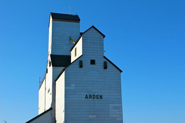 Arden - sign