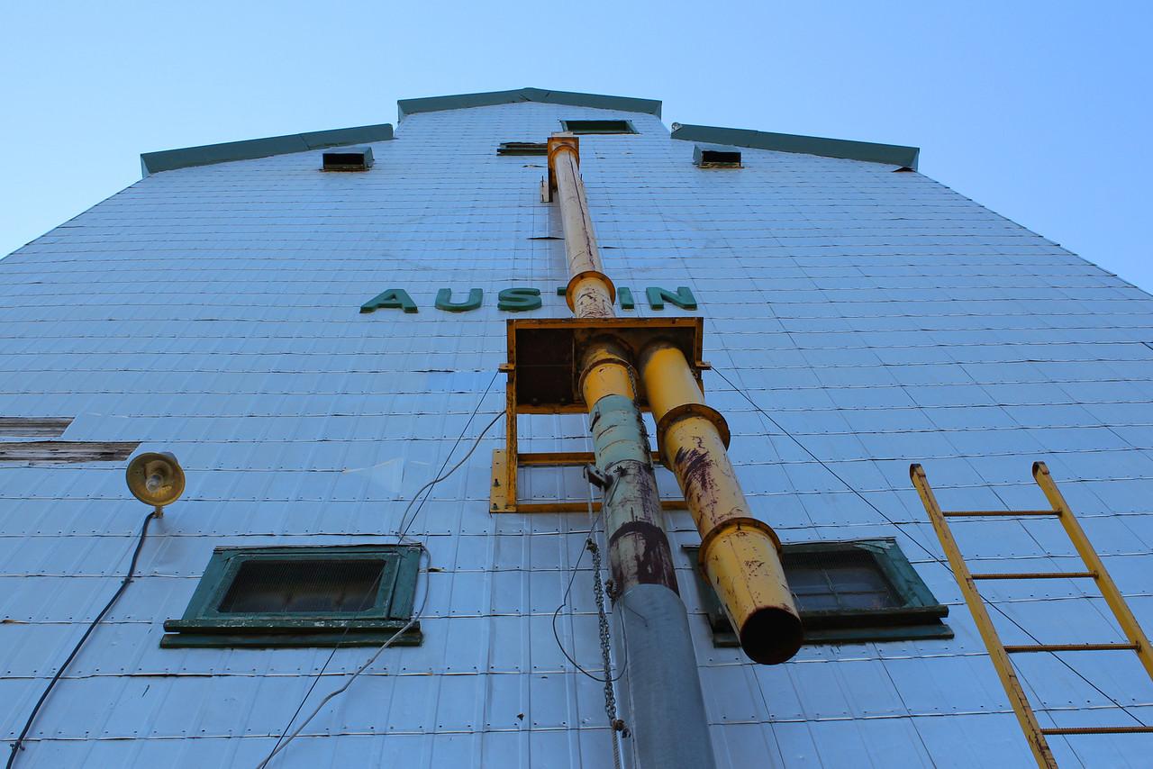 Austin - auger