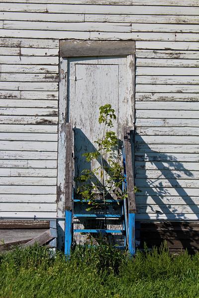 Birch River - unused door
