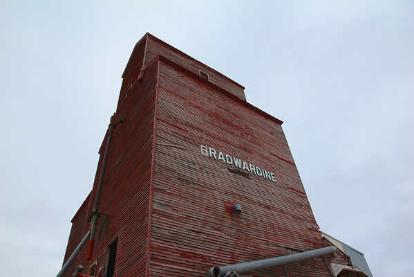 Bradwardine - looking up (angle)