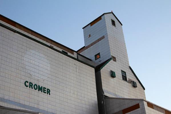 Cromer - missing logo