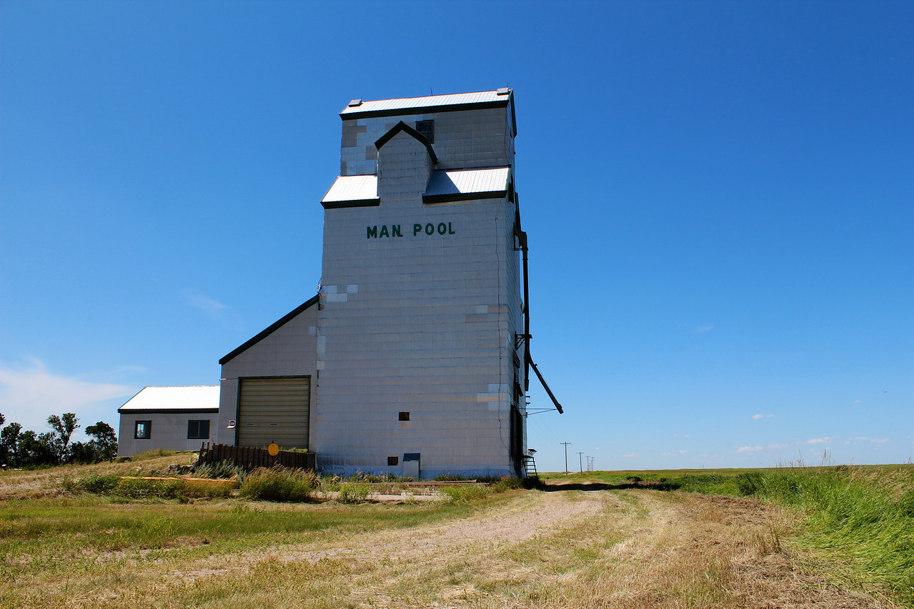 Dalny - flat prairie