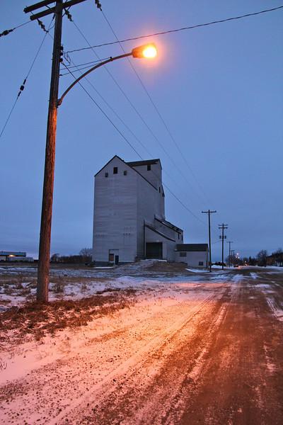 Elkhorn - streetlight