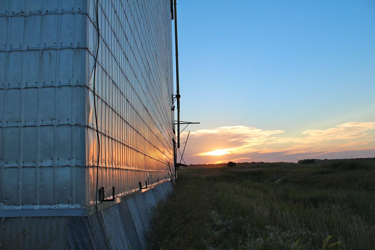 Katrime - sunset