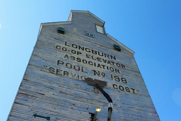Longburn - looking up