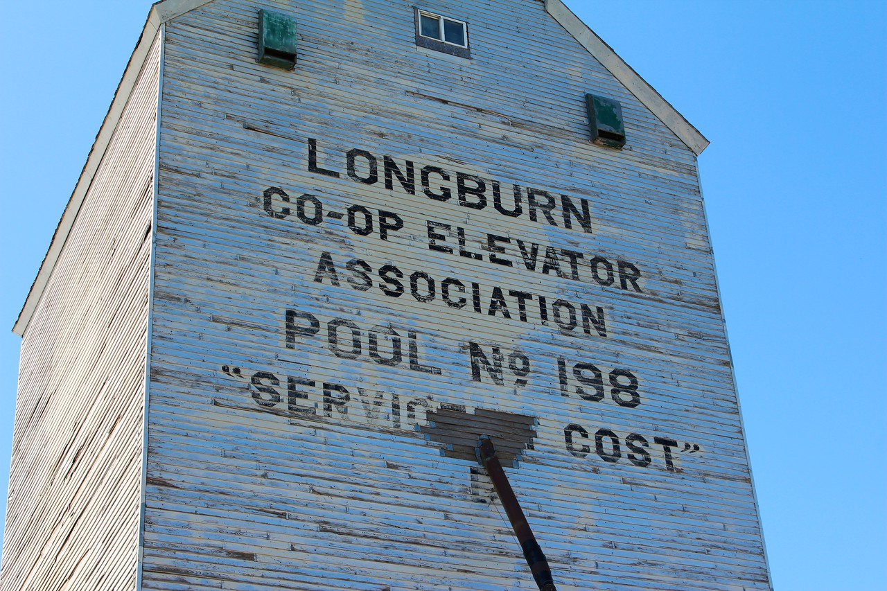 Longburn - sign
