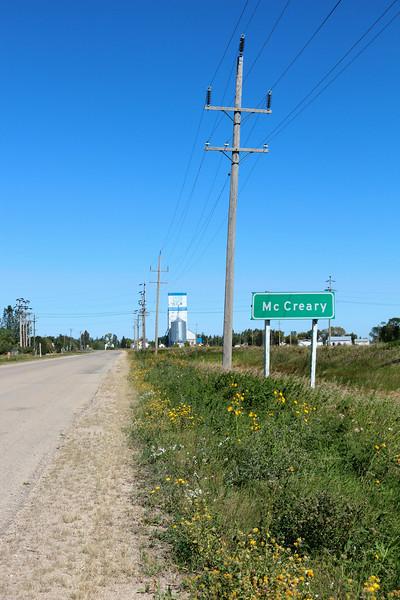 McCreary - approaching town (portrait)