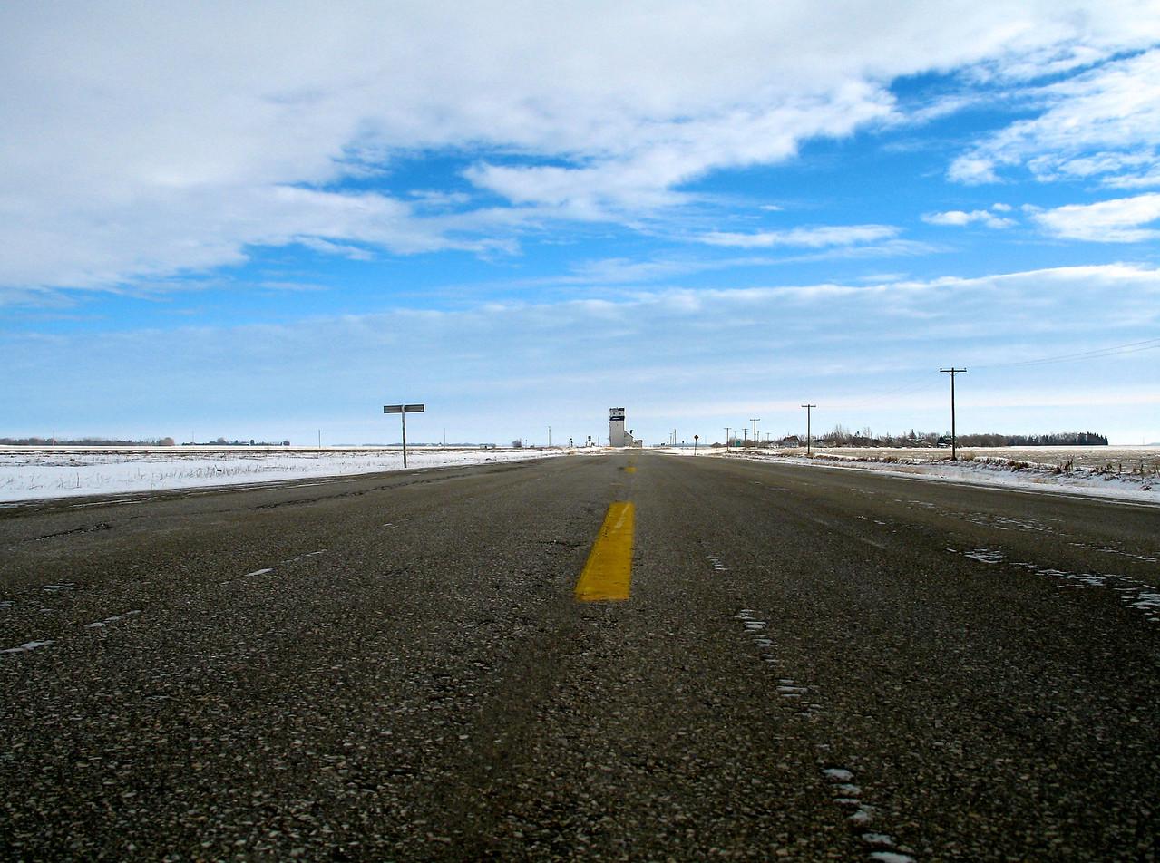 Meadows - straight ahead
