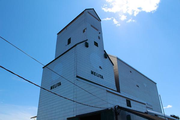 Melita - looking up