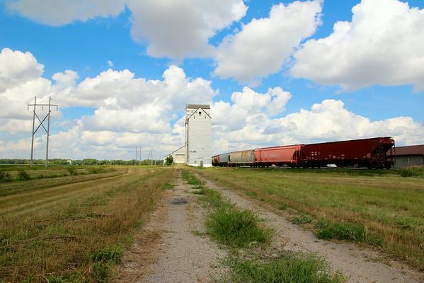 Sanford - truck path