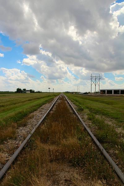 Sanford - down the tracks